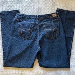 Bandolinoblu Denim Jeans Mandie Style size 12